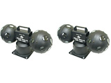 American DJ ROTO BALLS TRI LED Twin Set