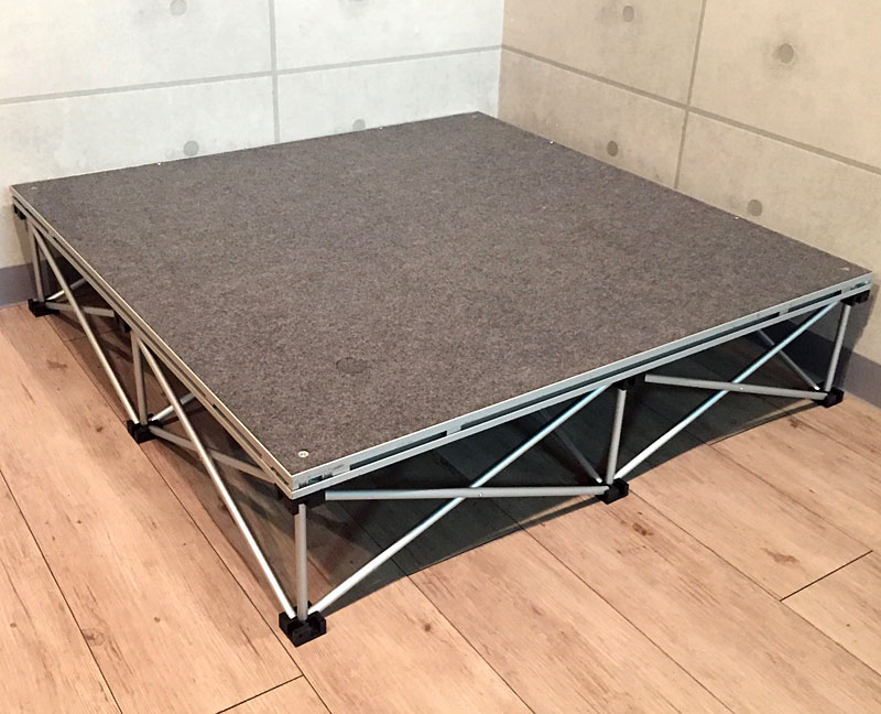 Intellistage Portable Stage (H 20cm)