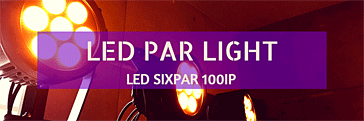 LEDパーライト 照明レンタル