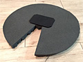 Sound Off Bass Drum Mute Pad 22