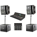 Line Array PA Set