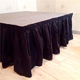 Intellistage Stage Skirts (H 40cm)